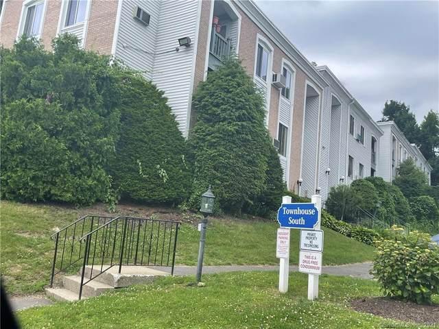 101 South Street #12, Danbury, CT 06810 (MLS #170409913) :: GEN Next Real Estate