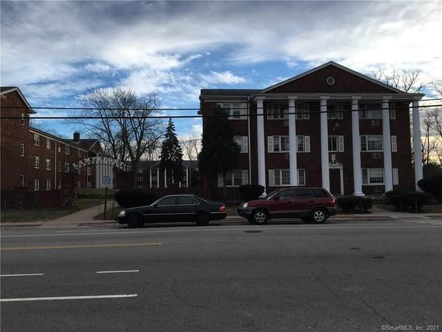 509 Burnside Avenue B17, East Hartford, CT 06108 (MLS #170409944) :: The Higgins Group - The CT Home Finder