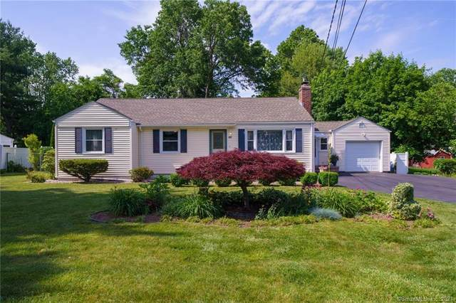 32 Carroll Street, New Britain, CT 06053 (MLS #170409956) :: The Higgins Group - The CT Home Finder
