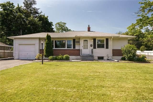 79 Reservoir Road, Newington, CT 06111 (MLS #170409959) :: Spectrum Real Estate Consultants