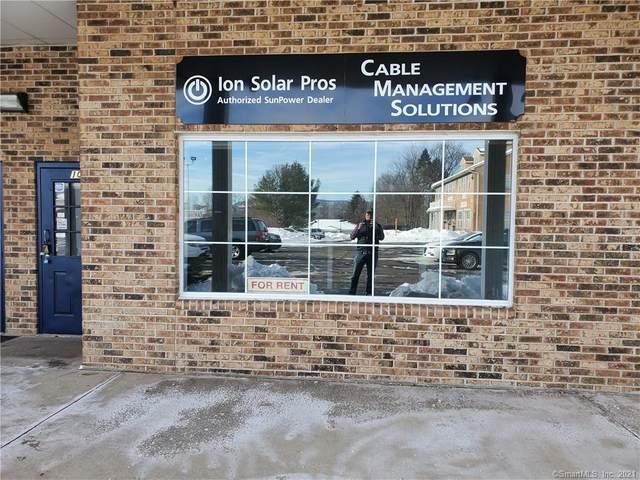 1783 Meriden Waterbury Turnpike J10, Southington, CT 06489 (MLS #170409966) :: GEN Next Real Estate