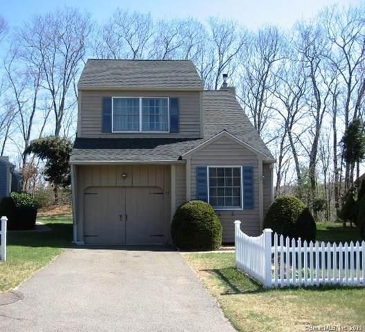 46 Edgewood Street #75, Stafford, CT 06076 (MLS #170409971) :: Tim Dent Real Estate Group