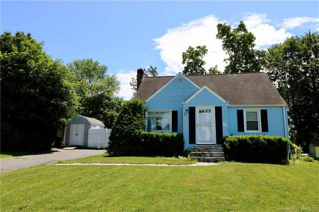 48 Parkview Drive, Southington, CT 06479 (MLS #170410009) :: Anytime Realty