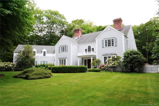 105 Clearview Lane, New Canaan, CT 06840 (MLS #170410038) :: Around Town Real Estate Team