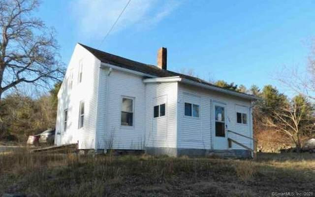 139 Pineville Road, Killingly, CT 06241 (MLS #170410091) :: Carbutti & Co Realtors