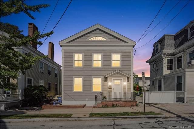 95 Water Street, Stonington, CT 06378 (MLS #170410103) :: Spectrum Real Estate Consultants