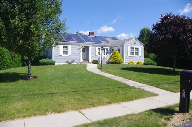167 Halls Hill Road, Colchester, CT 06415 (MLS #170410135) :: Sunset Creek Realty