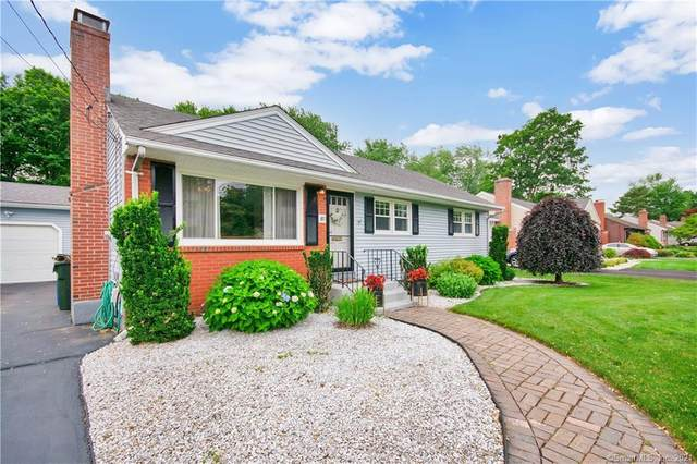 81 Lydall Road, Newington, CT 06111 (MLS #170410138) :: Sunset Creek Realty