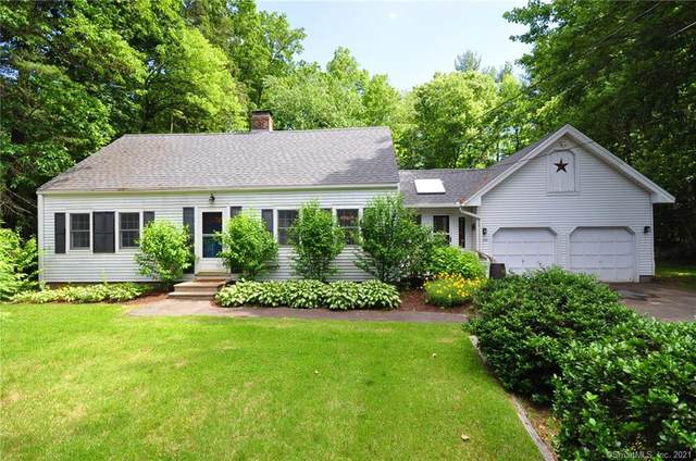 137 Country Club Road, Avon, CT 06001 (MLS #170410145) :: Hergenrother Realty Group Connecticut