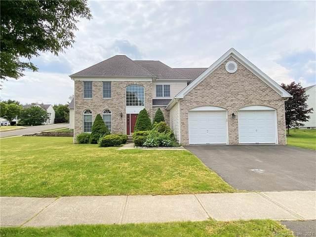 12 Lilac Lane, Danbury, CT 06810 (MLS #170410146) :: Michael & Associates Premium Properties   MAPP TEAM