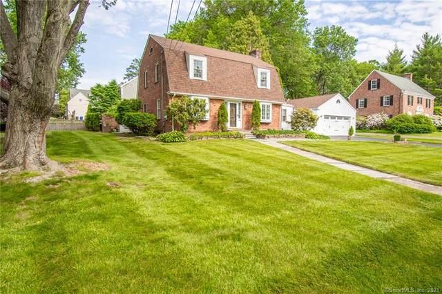 88 Foxcroft Road, West Hartford, CT 06119 (MLS #170410148) :: Sunset Creek Realty