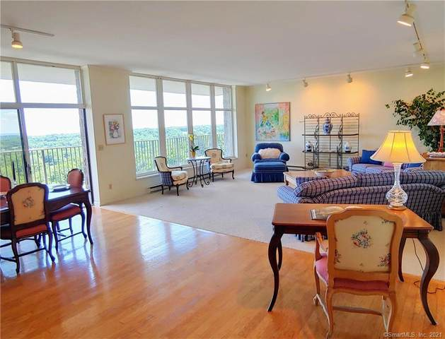 3200 Park Avenue 10F1, Bridgeport, CT 06604 (MLS #170410163) :: The Higgins Group - The CT Home Finder