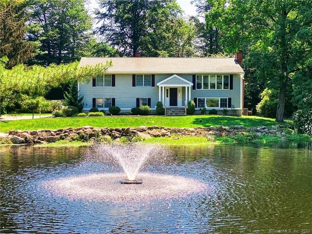 6 Bonnybrook Trail, Norwalk, CT 06850 (MLS #170410164) :: Spectrum Real Estate Consultants