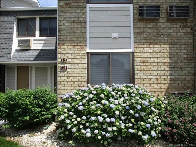 199 Gregory Boulevard I-5, Norwalk, CT 06855 (MLS #170410214) :: Team Feola & Lanzante | Keller Williams Trumbull