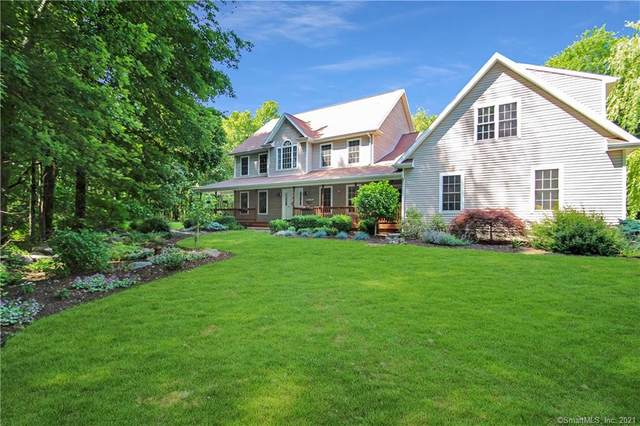 618 Clubhouse Road, Lebanon, CT 06249 (MLS #170410224) :: Next Level Group