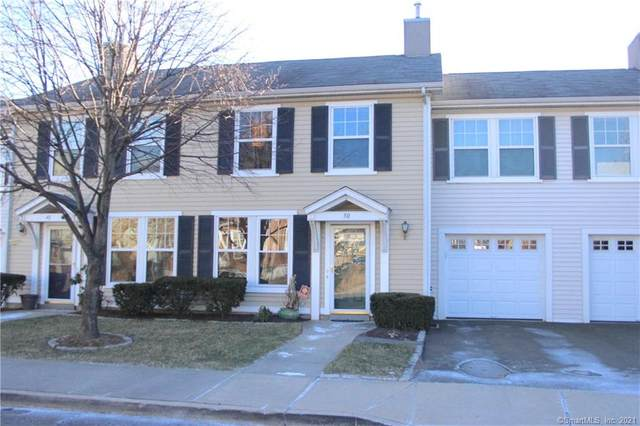 50 Young Dixon Way #50, Stamford, CT 06904 (MLS #170410273) :: Forever Homes Real Estate, LLC