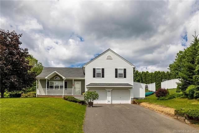 84 D Welton Way, Thomaston, CT 06787 (MLS #170410289) :: Tim Dent Real Estate Group