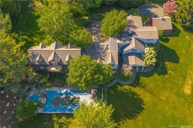 2 Soundview Farm Road, Weston, CT 06883 (MLS #170410292) :: Spectrum Real Estate Consultants