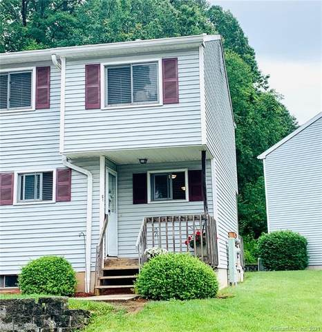 65 Russo Avenue G1, East Haven, CT 06513 (MLS #170410319) :: Around Town Real Estate Team
