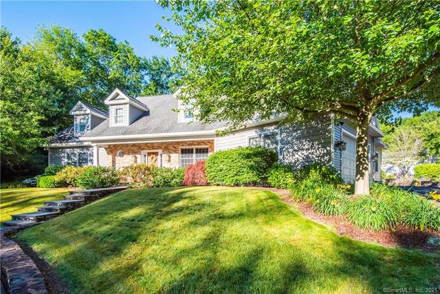 40 Mill Pond Drive, Bristol, CT 06010 (MLS #170410338) :: Hergenrother Realty Group Connecticut