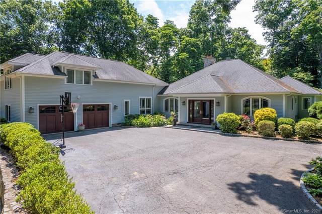22 Duck Pond Road, Norwalk, CT 06855 (MLS #170410350) :: The Higgins Group - The CT Home Finder