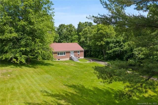 72 Garibaldi Lane, New Canaan, CT 06840 (MLS #170410405) :: GEN Next Real Estate