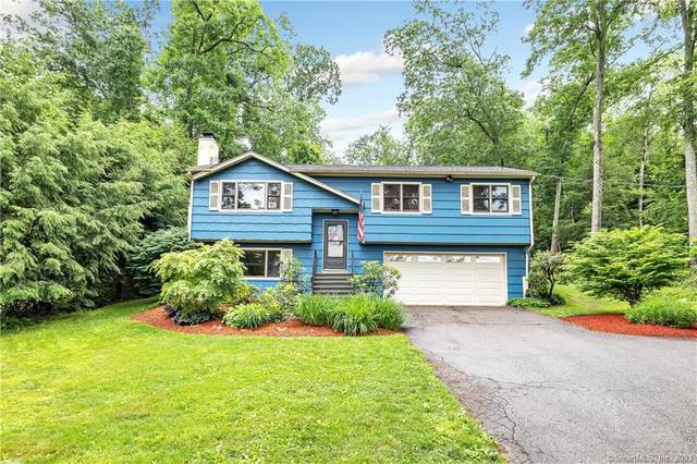 80 Lakeview Terrace, Newtown, CT 06482 (MLS #170410415) :: Spectrum Real Estate Consultants