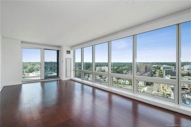 1 Broad Street 17D, Stamford, CT 06901 (MLS #170410430) :: Forever Homes Real Estate, LLC