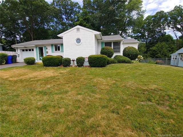 44 Mango Circle, Watertown, CT 06779 (MLS #170410483) :: Spectrum Real Estate Consultants