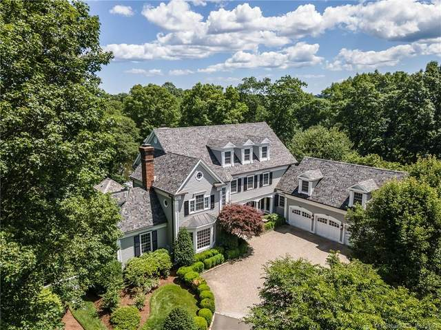 30 Twin Pond Lane, New Canaan, CT 06840 (MLS #170410484) :: Around Town Real Estate Team