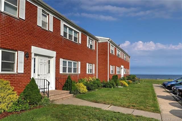 87 E Broadway B, Milford, CT 06460 (MLS #170410500) :: Spectrum Real Estate Consultants