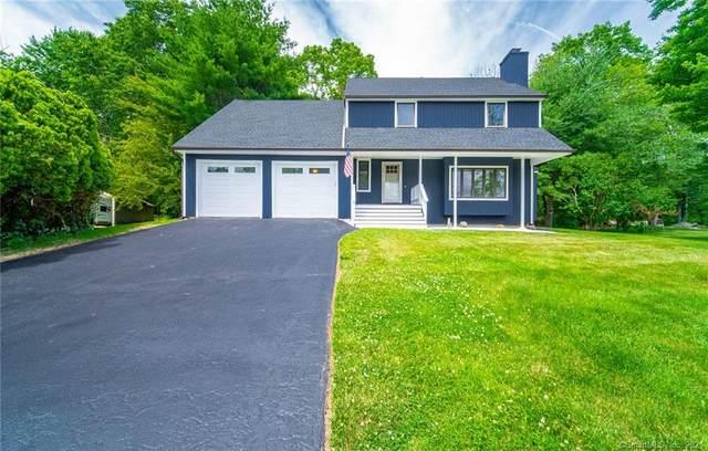 81 Hintz Drive, Wallingford, CT 06492 (MLS #170410515) :: Spectrum Real Estate Consultants