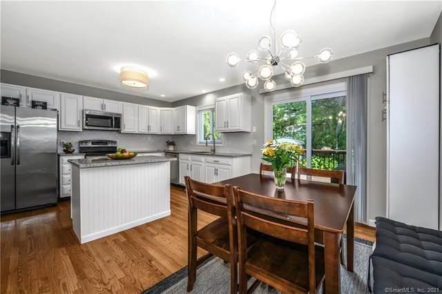 2 Hadik Parkway 2C, Norwalk, CT 06854 (MLS #170410527) :: Tim Dent Real Estate Group