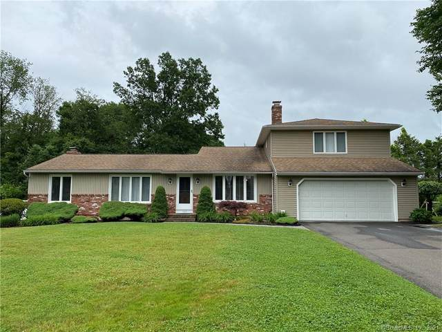 160 Brentwood Drive, Cheshire, CT 06410 (MLS #170410528) :: Carbutti & Co Realtors