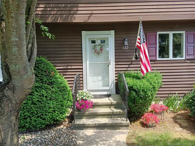 122 Candlewood Drive #122, Enfield, CT 06082 (MLS #170410534) :: NRG Real Estate Services, Inc.