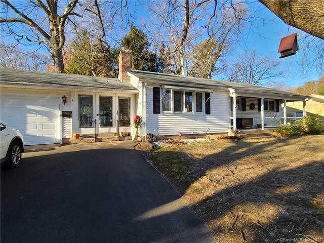 21 Stony Brook Road, Enfield, CT 06082 (MLS #170410605) :: Tim Dent Real Estate Group