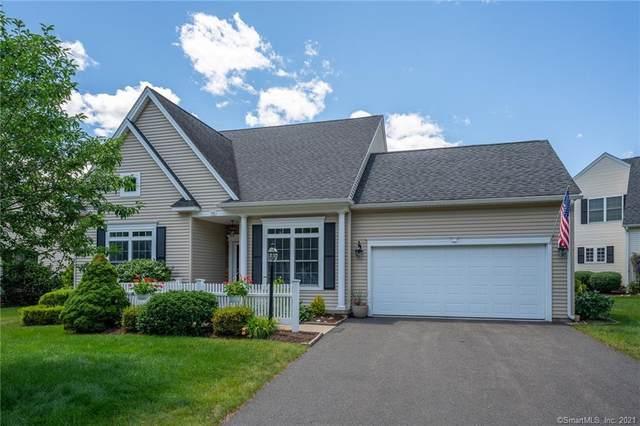 48 Wyndemere Lane #48, Windsor, CT 06095 (MLS #170410606) :: NRG Real Estate Services, Inc.
