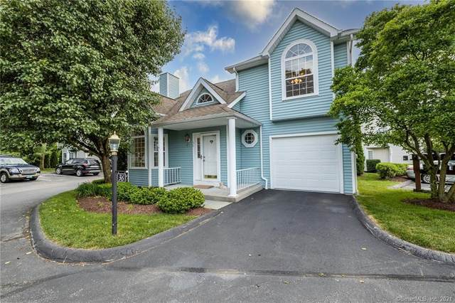 596 Glenbrook Road #36, Stamford, CT 06906 (MLS #170410615) :: Sunset Creek Realty