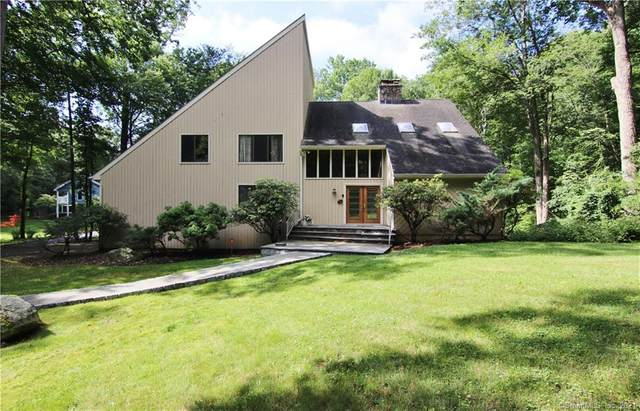 106 Gun Club Road, Stamford, CT 06903 (MLS #170410622) :: Spectrum Real Estate Consultants