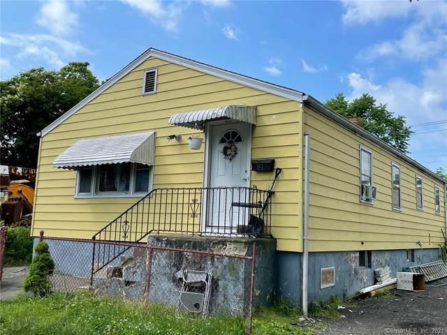 81 Webster Street, Fairfield, CT 06825 (MLS #170410624) :: Team Feola & Lanzante | Keller Williams Trumbull