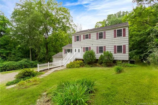 101 Head Of Meadow Road, Newtown, CT 06470 (MLS #170410634) :: Linda Edelwich Company Agents on Main