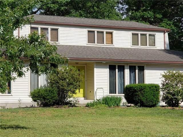22 Westwood Drive, Vernon, CT 06066 (MLS #170410641) :: Around Town Real Estate Team