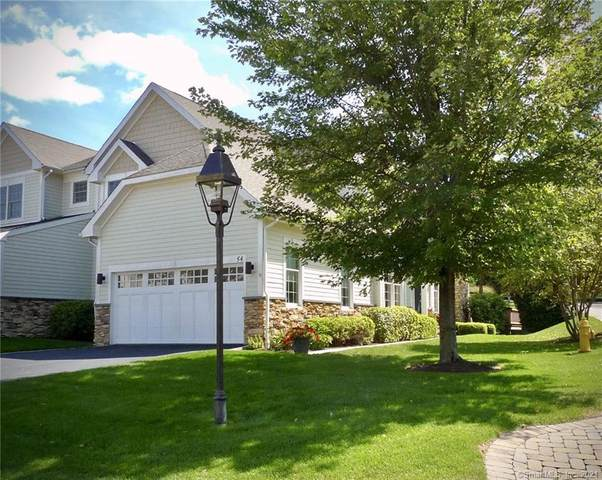 638 Danbury Road #54, Ridgefield, CT 06877 (MLS #170410714) :: GEN Next Real Estate