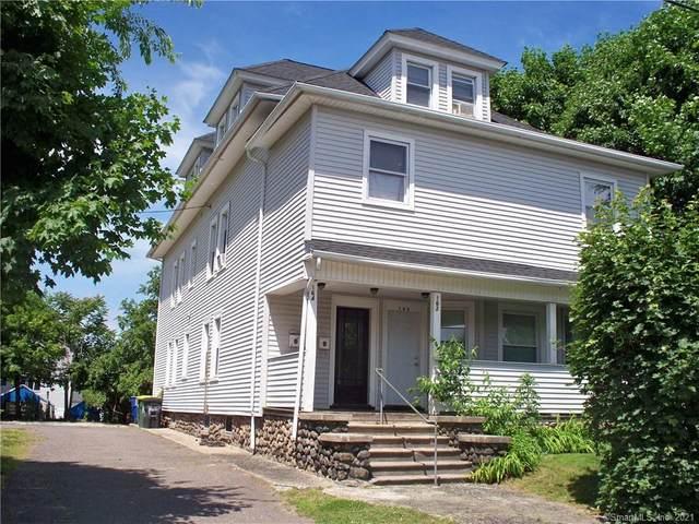 164 Geddes Terrace, Waterbury, CT 06708 (MLS #170410722) :: Spectrum Real Estate Consultants