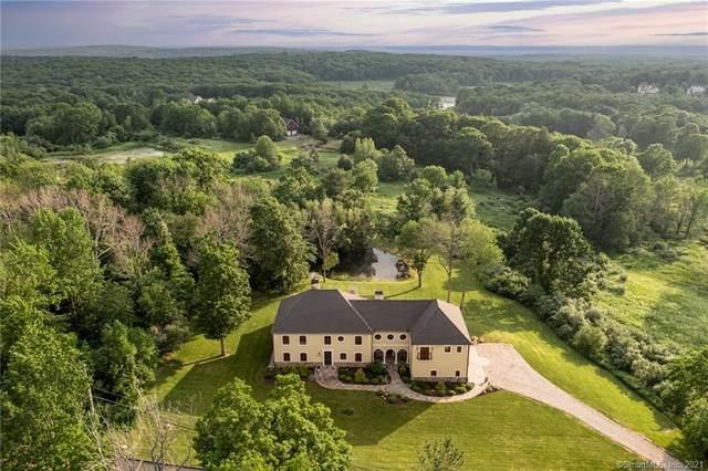 175 Johnnycake Mountain Road, Burlington, CT 06013 (MLS #170410732) :: GEN Next Real Estate