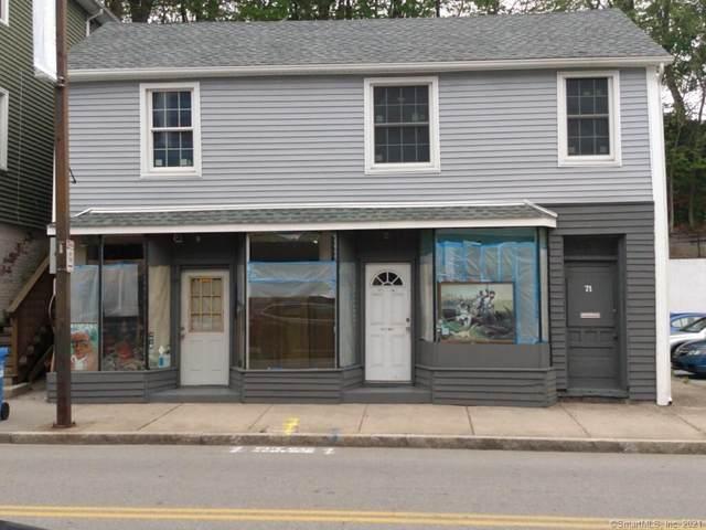 71 Franklin Street, Norwich, CT 06360 (MLS #170410759) :: Kendall Group Real Estate | Keller Williams