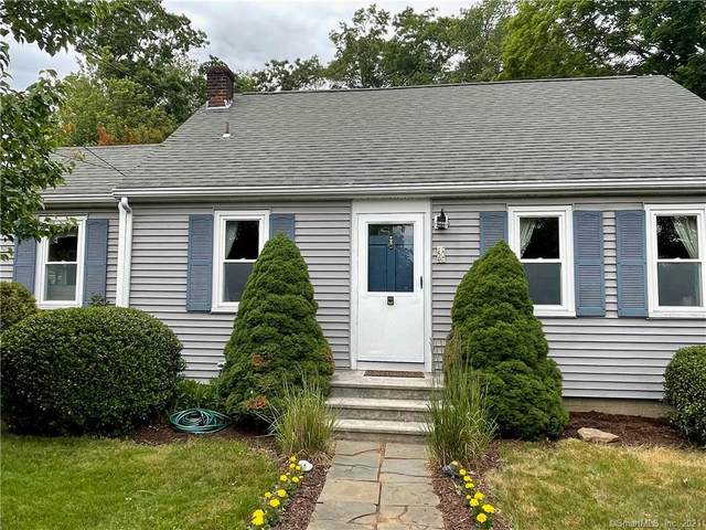 50 Boston Post Road, Old Lyme, CT 06371 (MLS #170410792) :: Next Level Group