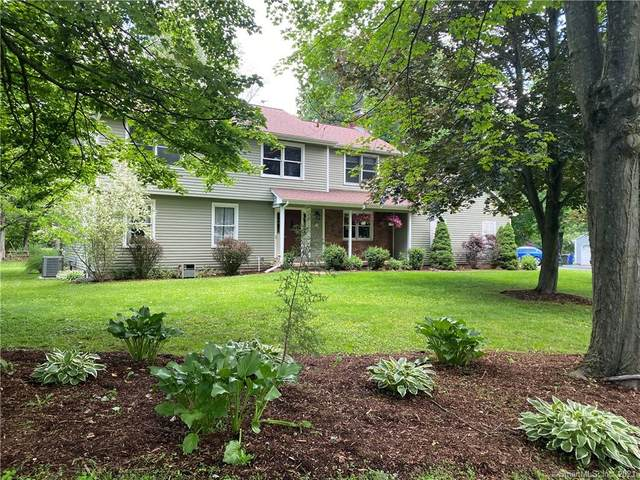 35 Barry Place, Suffield, CT 06078 (MLS #170410806) :: NRG Real Estate Services, Inc.