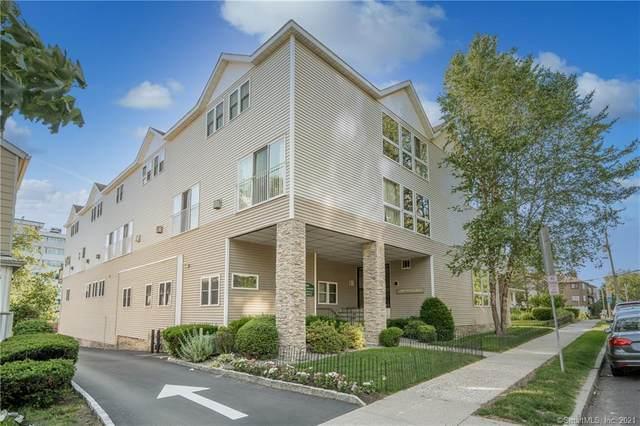 1400 Bedford Street #4, Stamford, CT 06905 (MLS #170410916) :: Spectrum Real Estate Consultants