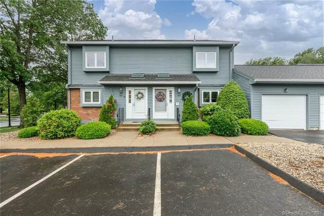 410 Sand Stone Drive #410, South Windsor, CT 06074 (MLS #170410917) :: Hergenrother Realty Group Connecticut